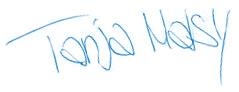 Unterschrift Kopie